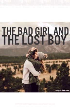 The Bad girl and The Lost Boy by katie_bryan711