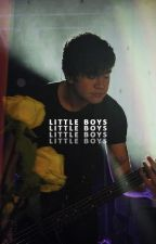 little boys; 5sos ageplay imagines by lilboycalum