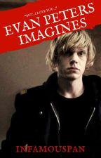 Evan Peters Imagines by infamouspan