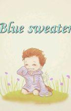 Blue Sweater-l.s by LarryGoza28