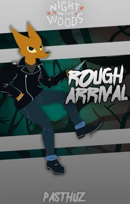 Night In The Woods Gregg X Reader Arrival In Possum