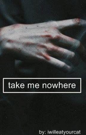 take me nowhere- yoongi by iwilleatyourcat