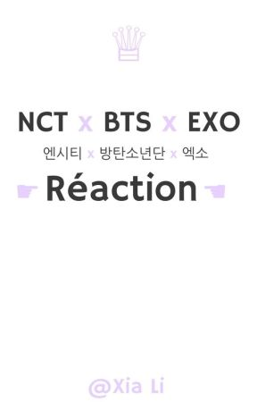BTS & EXO & NCT Réaction by xia_li