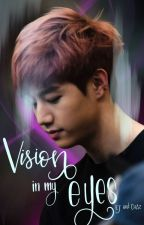 Vision in my eyes - a Markson soulmate AU by ejandchaz