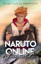 Naruto Online: Fanart  by BreezeDancer
