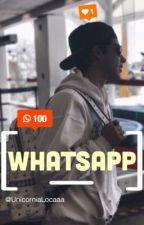 ≠ WhatsApp ≠ [Mario Bautista] by UnicorniaLocaaa