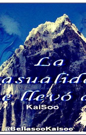 La casualidad me llevó a ti (KaiSoo) by BellasooKaisoo