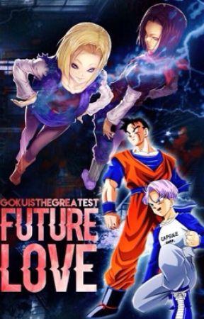 Future Love ( Future Gohan x Trunks fanfic) by Gokuisthegreatest