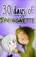 💚30 Days Of Springnette💜 by MLRH08