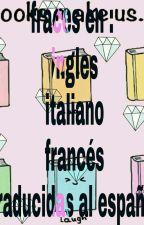 frases en francés , Ingles Y Italiano  by javi_milla