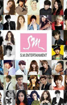 Đọc truyện [Three shots Kpop's Stars] Khi sao nhà SM xài Facebook