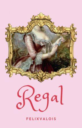 Regal [Sebastian De Poitiers] by FelixValois