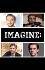 Dan Stevens Imagines by Aidanturnerimagines