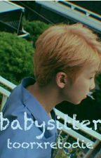 babysitter || namjin by conversehiighs