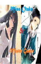 Ms Otaku & Mr Gamer by Jrex_16