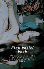 「Pink pastel book」BTS by himazari