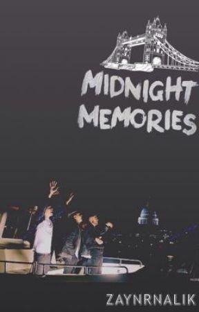 Midnight Memories (One direction full album) lyrics - Wattpad
