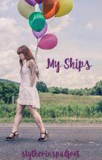 My Ships by slytherinspadfoot
