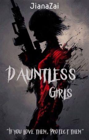 Dauntless girls by jianazai