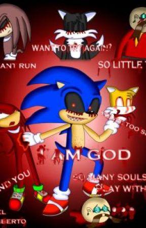 Bir Oyuncak Ve  EXE - Creepypasta - Sonic Exe Ve Tails Doll Yaşamı