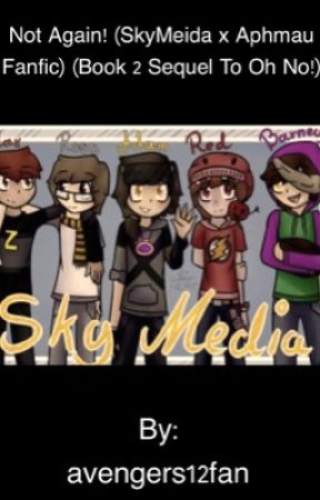 """Not Again! (Skymedia x Aphmau Fanfic) (Book 2 sequel to """"Oh No!"""") by SlenderDragon_101"""