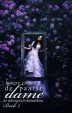 De Paarse Dame (#2) by hungry_ghosts