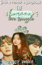 The Korean Love Triangle (Jimin x Reader x Jungkook) by Charity_Tan1001