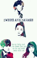 Sweet and Savage by gyeomiegal