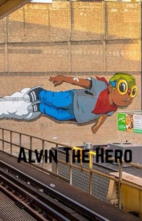 Alvin The Hero by attheboylaster