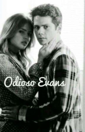 Odioso Evans  by MsOreos_