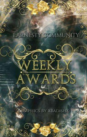 Weekly Awards[OPEN] by earnestycommunity