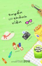[COLOR TEAM] TUYỂN THÀNH VIÊN by color_team
