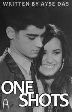 Zayn Malik and Demi Lovato One Shots by aishads