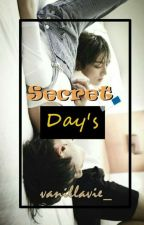Secret Day's [Taekook/Vkook] by vanillavie_