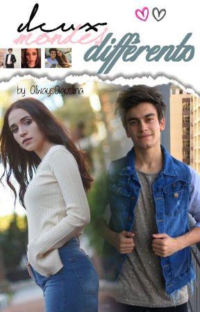 Deux mondes différents - Aguslina by AlwaysAguslina