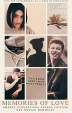 Memories of Love || Shawn Mendes [book 2] by lastmendes