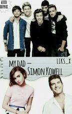 My dad Simon Cowell by Liks_x