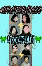 4×4' lü by 4writergirlss