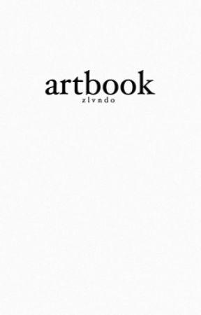ananasowy artbook by porandojin