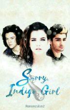 Sorry, Indigo Girl [Harry Styles] ✔✔ by Ranunculus2