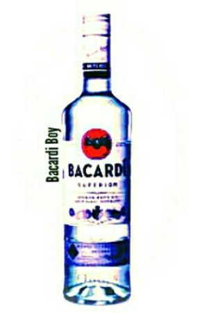 Bacardi Boy by EkeneUgbaja