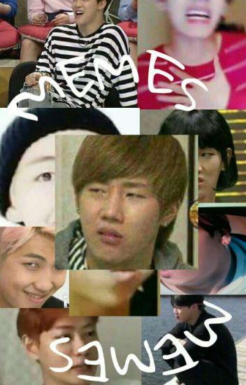 ♧ memes Kpop ♧ (concluída)