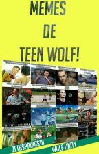 Memes de Teen Wolf  by ZethSprings18