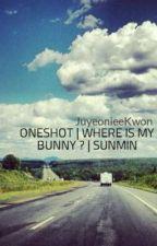 ONESHOT | WHERE IS MY BUNNY ? | SUNMIN by JuyeonieeKwon
