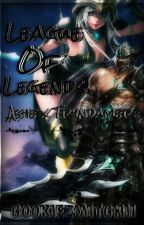 League of Legends Fan-Fic (Ashe x Tryndamere) by xSweetLiesx