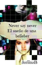 Never Say Never El sueño de una belieber! (TERMINADA) by JariinaB