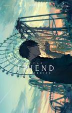DEAR FRIEND × namjin  by coberries