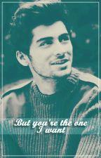 But you're the one I want // część II Angel // one shot // Zayn Malik ✓ by moonne