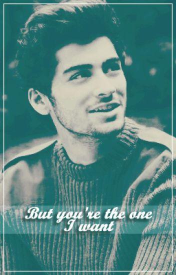 But you're the one I want // część II Angel // one shot // Zayn Malik ✓
