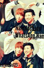 NamJin Chats-Whatsapp NamJin by elcaramelo123